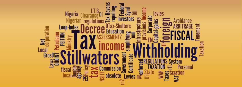 Diverse tax advisory services